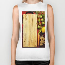 Herbs and spices Biker Tank
