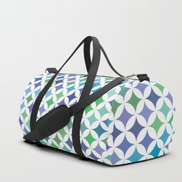 Stars - Sea Foam #477 Duffle Bag