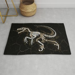 Dino Fossil 2 Rug