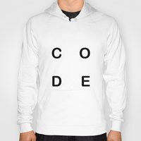 code Hoodies featuring Code by siti fadillah