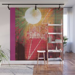 Let's Dance Wall Mural