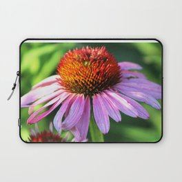 Cone Flower or Echinacea in Horicon Marsh Laptop Sleeve