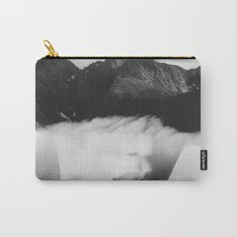 silence of the mountain Carry-All Pouch