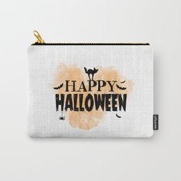 Happy Halloween | Spooky Carry-All Pouch