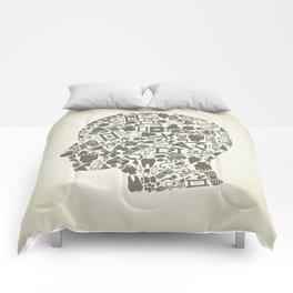 Head medicine Comforters