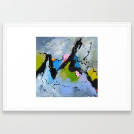 abstract 4461802 Framed Art Print