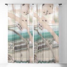 American Classic Sheer Curtain