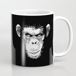 Evil Monkey Coffee Mug
