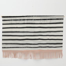 Peach x Stripes Wall Hanging