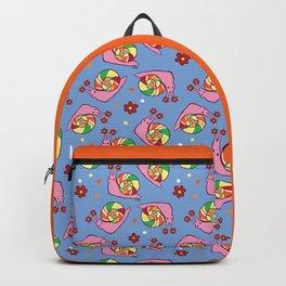 Sweetie Candie Snail Backpack