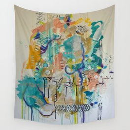 Love Colors Wall Tapestry