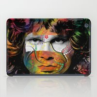 rowing iPad Cases featuring rock star  by mark ashkenazi
