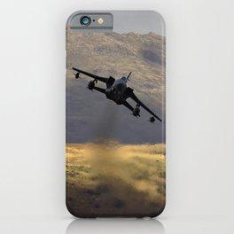 Mach Loop iPhone Case