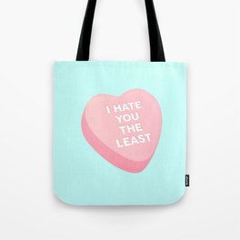 Candy Heart Tote Bag