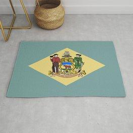 Flag of Delaware Rug