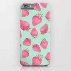 Strawberry  iPhone 6 Slim Case