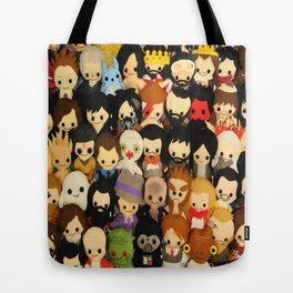 Plushies Plushies Plushies Tote Bag