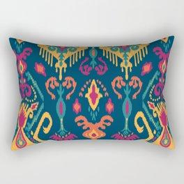 Cloud Tie Sea Grass Rectangular Pillow