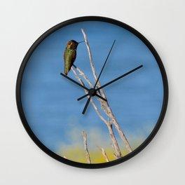 beach hummer Wall Clock