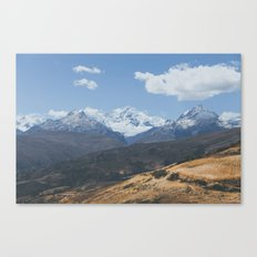 Huaraz, Peru I Canvas Print