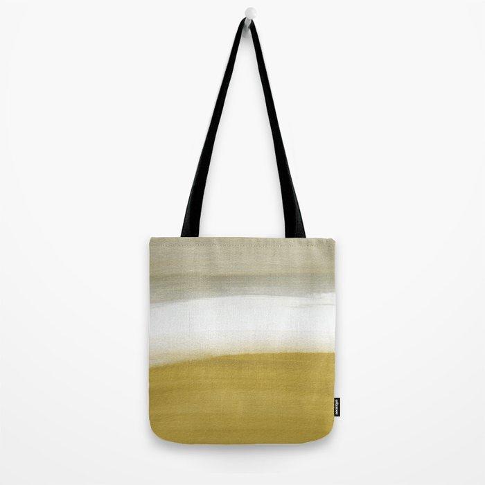 Horizon Gold Tote Bag