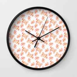 Pizza Time! Wall Clock