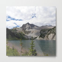 Snowmass Mountain, Colorado Metal Print