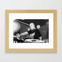 ALAN FITZPATRICK Framed Art Print