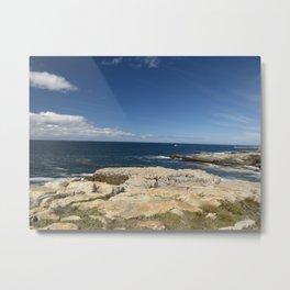Ocean Breeze 2 Metal Print