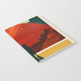 SpaceX Mars tourism poster / DP Notebook