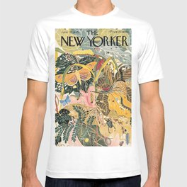 The New Yorker Vintage Cover // 1 T-shirt