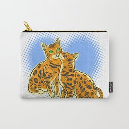 SmoochyCats Carry-All Pouch