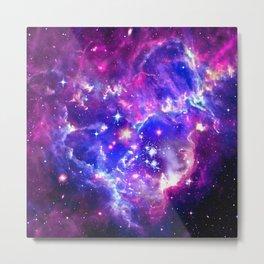 Galaxy. Metal Print