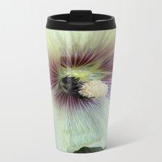 Bee Amazing Metal Travel Mug