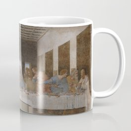 "Leonardo da Vinci ""The Last Supper"" Coffee Mug"