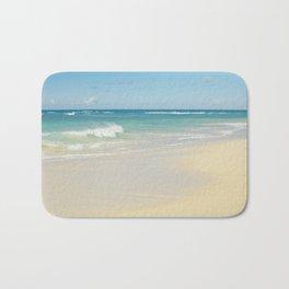 Beach Love the Secret Heart of Wonder Bath Mat