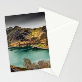 Llyn Peris Snowdonia Stationery Cards