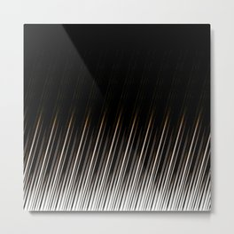 Stalagmites Metal Print