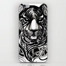 Tiger - Original Drawing  iPhone & iPod Skin
