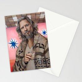 The Dude / The Big Lebowski / Jeff Bridges Stationery Cards