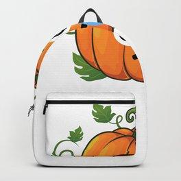 pumpkin onetear Backpack