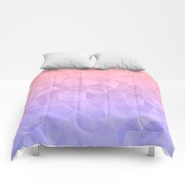 Pastel Ombre Comforters