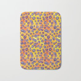 Blueberry Bonanza Bath Mat