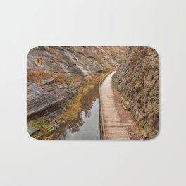Paw Paw Boardwalk Trail Bath Mat