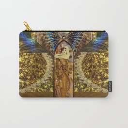 LADY MAKEBELIEVE Carry-All Pouch