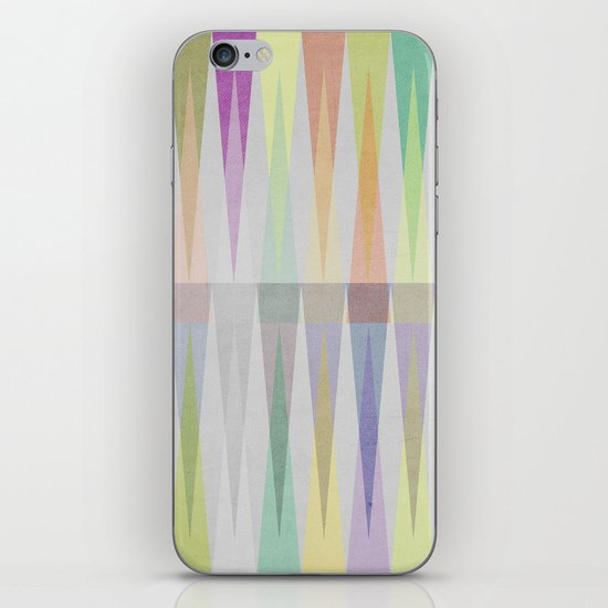 Nordic Combination V iPhone & iPod Skin