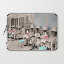 Women in Salon Laptop Sleeve
