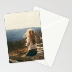 Into the wild.  Stationery Cards
