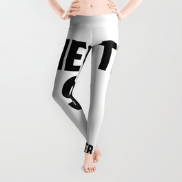 when they are nine rbg Leggings