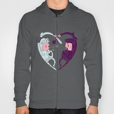 All Is Fair In Love And War Hoody